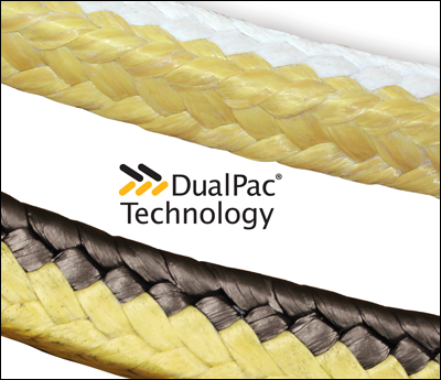 Chesterton DualPac Technology - Advanced Compression Packing