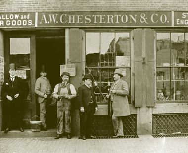 A.W. Chesterton Company has a rich 130 year history.