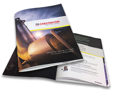 A.W. Chesterton Company - Corporate Brochure
